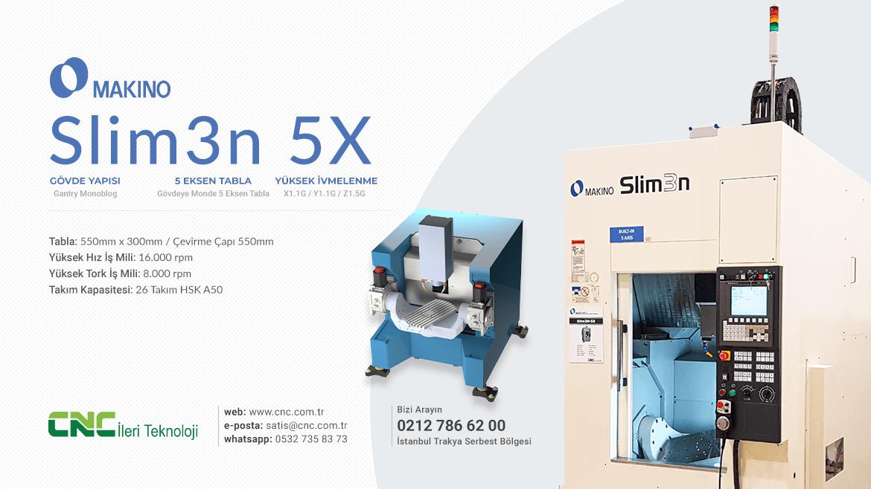 makino slim3n-5x